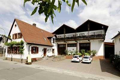 Weingut - Gästehaus Fitz-Schneider