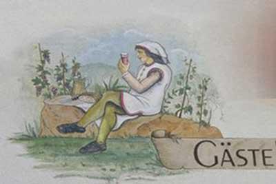 "Gästehaus  ""AM TURM"""