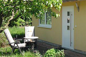 Ferienwohnung Garten Eden